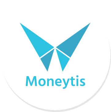 Moneytis sticker